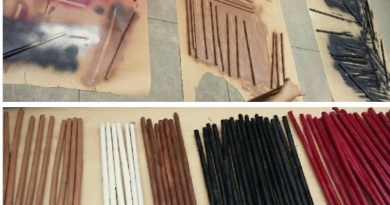 "DIY ""Magical"" Wands"